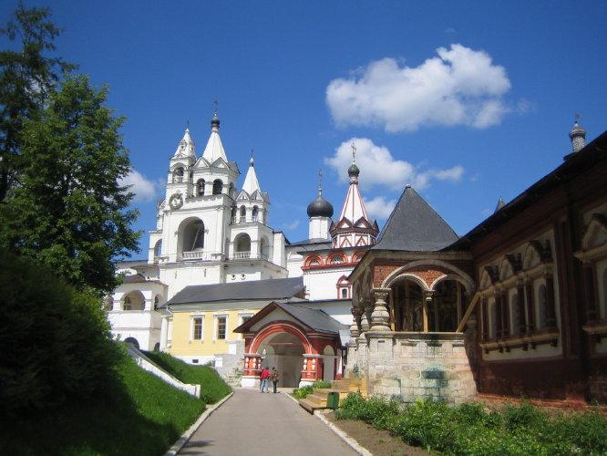 В гости к преподобному Савве Старожевскому в Звенигород