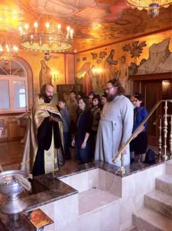 В гостях у «Витязей» в Подольске