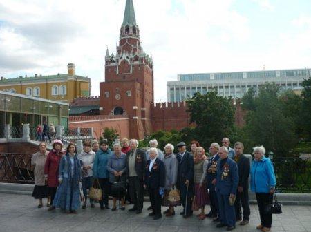 Поездка в Соборы Московского Кремля