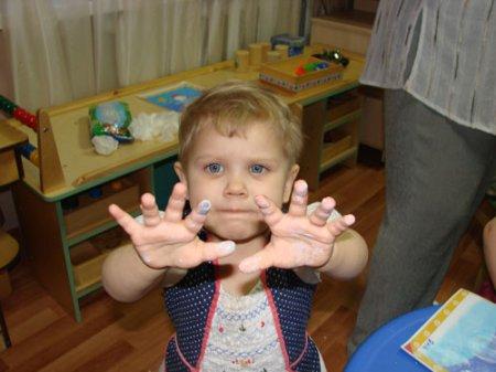 В гостях у Подольского дома ребенка