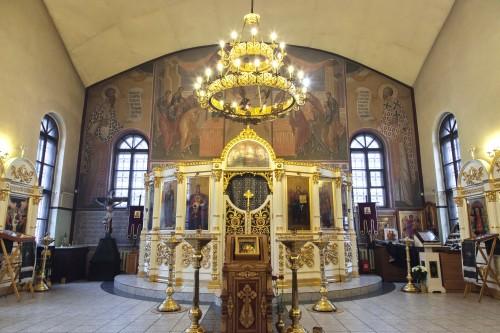 О поведении в храме