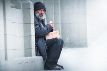 Благотворительная акция «Помоги пережить зиму бездомному»