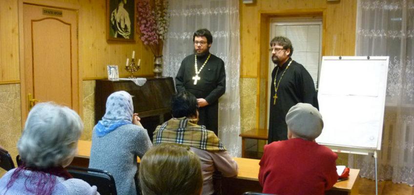 Занятия по Общецерковной Истории с иеромонахом Тимофеем
