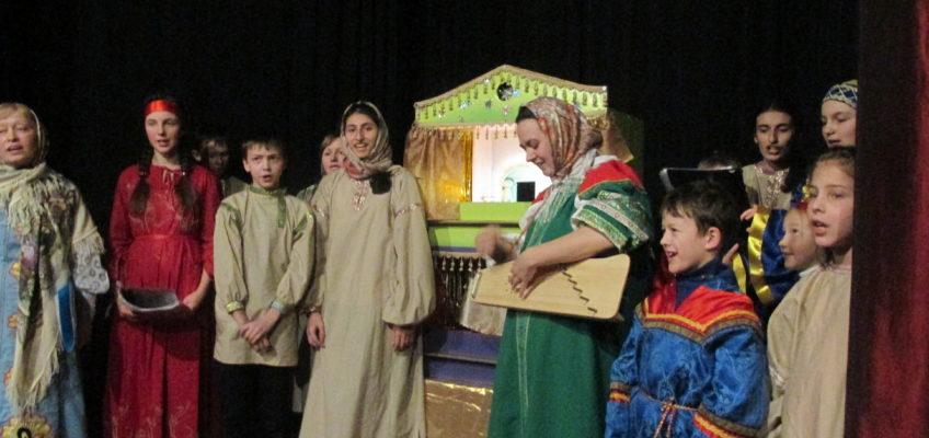 Фестиваль вертепов «Старый Новый год»