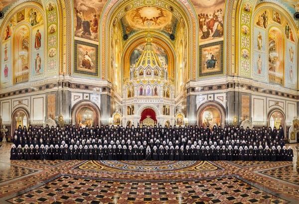 Послание Освященного Архиерейского Собора
