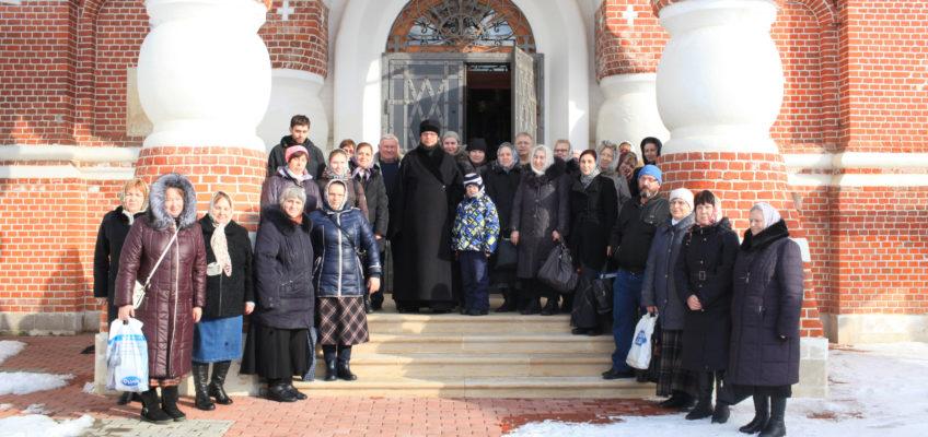 Паломническая поездка в Дмитров