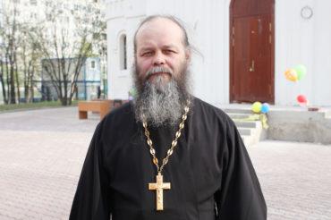 Поздравляем отца Сергия с юбилеем!