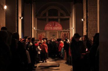 Светлое Христово Воскресение в Щербинке