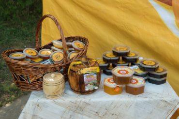Анонс. 14 августа состоится освящение мёда нового урожая