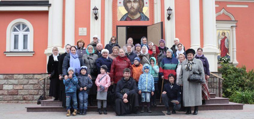 Паломническая поездка в Былово