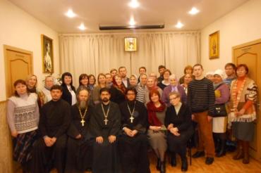 Открытие «Елисаветинских встреч в ноябре»