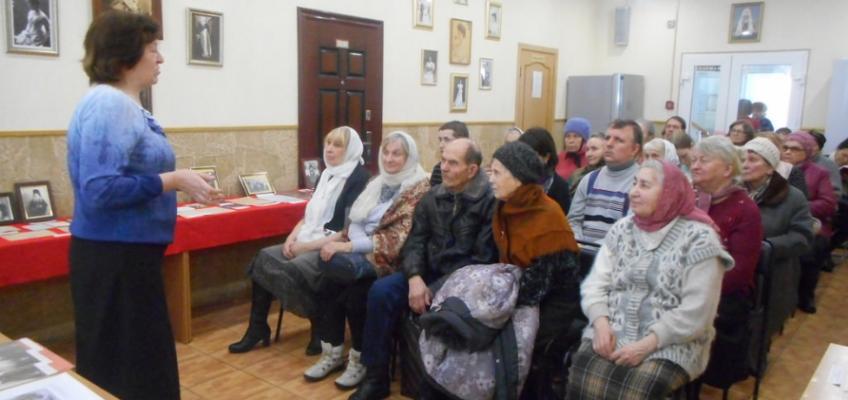 Встреча с Людмилой Куликовой