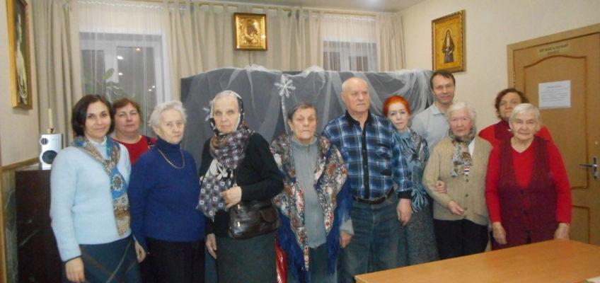Состоялся показ кукольного спектакля для участников общества инвалидов