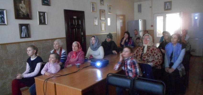 Творческая встреча «В победе духа — возрождение России»