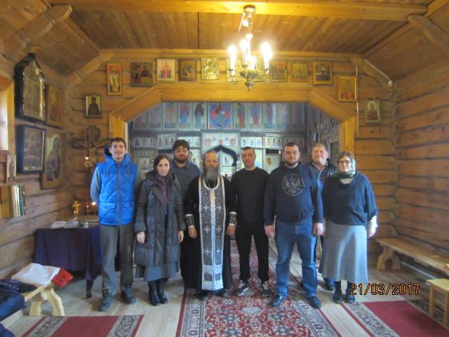 Паломническая поездка на Бутовский полигон