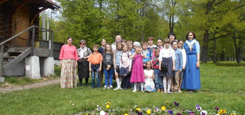 Паломническая экскурсия Воскресной школы на Бутовский полигон
