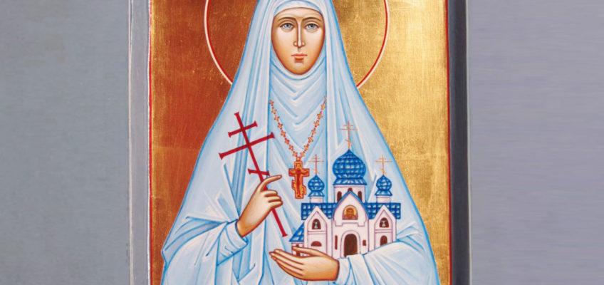 Анонс. 18 июля — Престольный праздник в храме Святой преподобномученицы Великой княгини Елисаветы