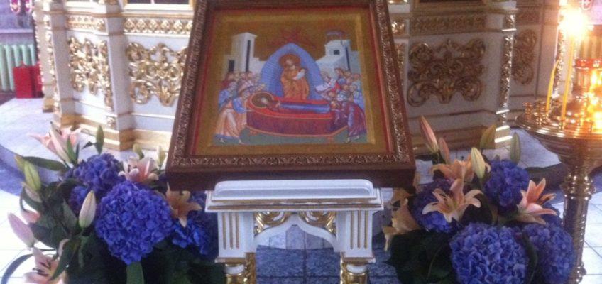 Успение Пресвятой Богородицы — Богородичная Пасха