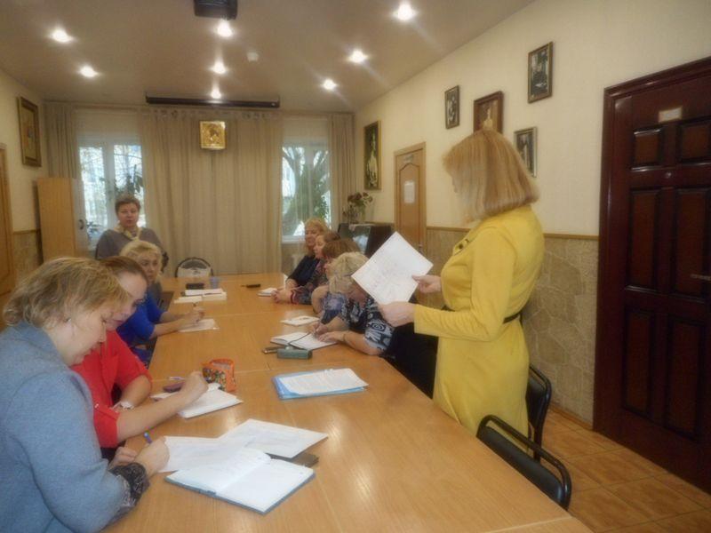 Взаимодействие церкви и образовательных организаций  в Никольском церковном округе