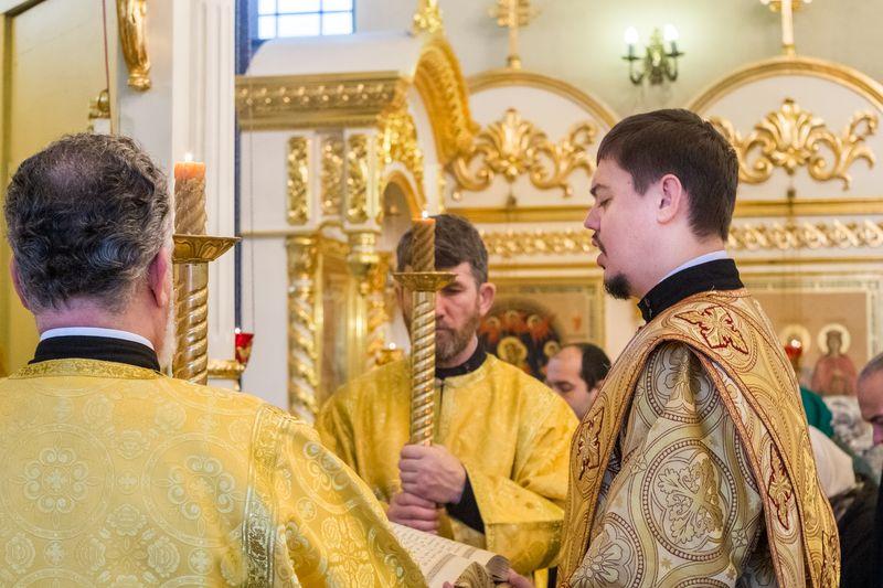 Православная община Щербинки отмечает 25-летие