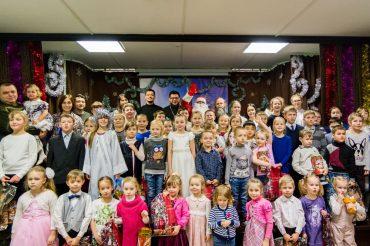 Праздник Рождества Христова в Воскресной школе