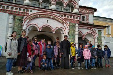 Экскурсия в Волоколамск