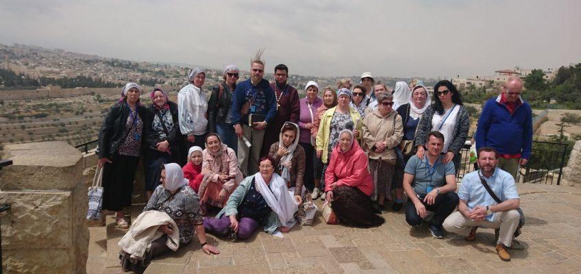 Путевые заметки участников паломничества