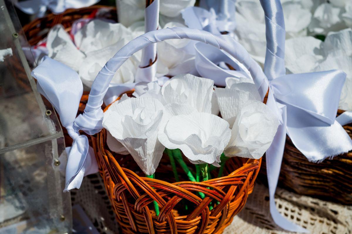 Картинка к акции белый цветок