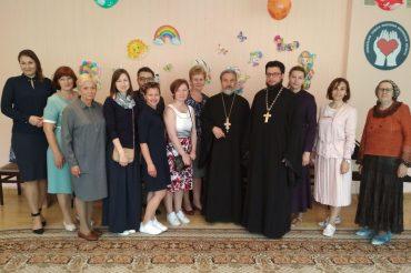 Праздник для детей в центре «Ягодка»