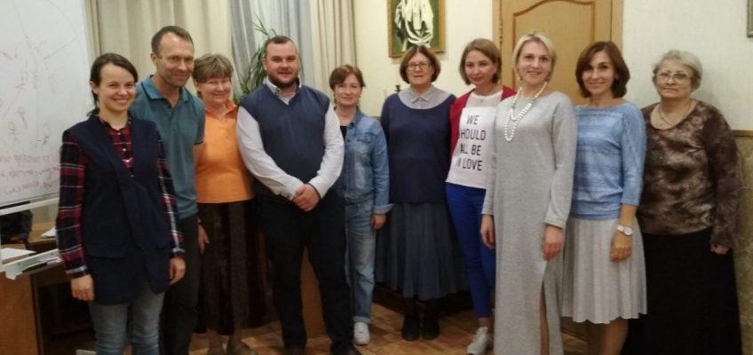Цикл семинаров в клубе Трезвости