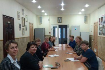 Очередной  семинар педагогов ОРКиСЭ 2018-2019 учебный год