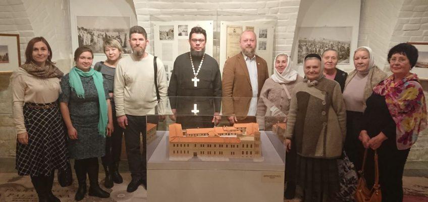 Поездка в музей ИППО