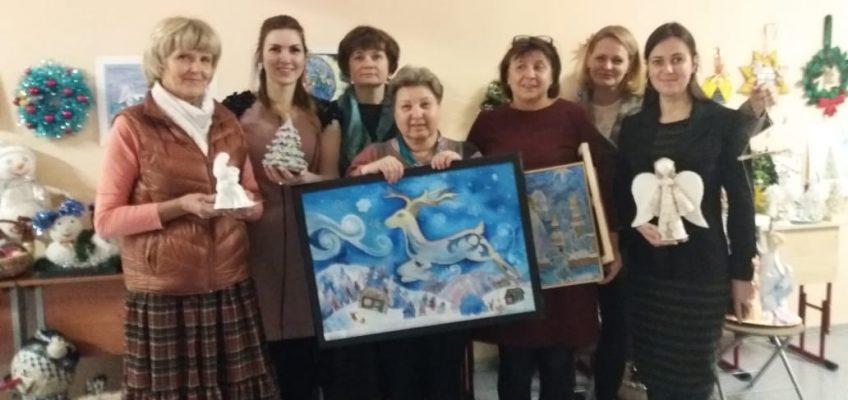Конкурс «Под рождественской звездой»  год 2019
