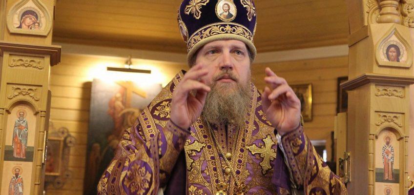 АНОНС:  богослужения,  совершаемые  еп. Домодедовским  Иоанном  в  храмах  Никольского  благочиния