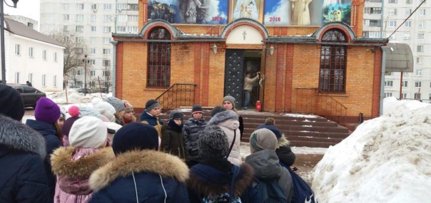 Азбука православия. Школа №2117. 2019 год