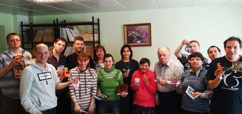 Поездка в Климовский дом-интернат для инвалидов и пожилых людей