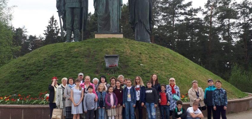 Пасхальное паломничество Воскресной школы