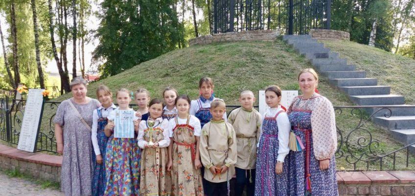 Троицкие гуляния в Воскресной школе – 2019 год