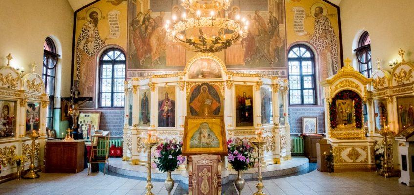 Приглашаем Вас на Престольный праздник 18 июля 2019 года