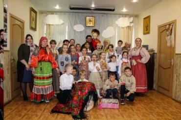 «Елисаветинские встречи» в Воскресной школе 2019 год. «Ярмарка в Ильинском»