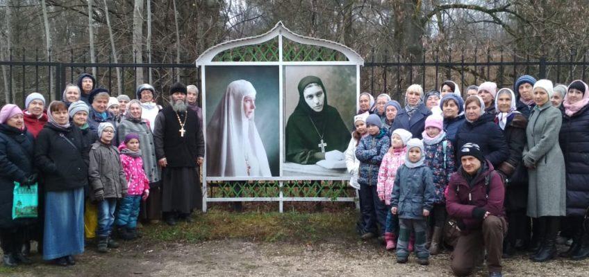 Серафимо-Знаменская  обитель – уголок православной Грузии в Подмосковье