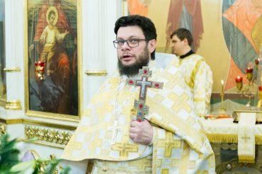 Поздравляем Настоятеля Александра Балглея с юбилеем!