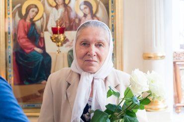 Прощание с Любовью Васильевной Лазаревой