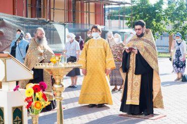 День святых первоверховных апостолов Петра и Павла