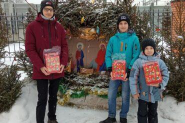 Праздник Рождества Христова в Воскресной школе 2021 год