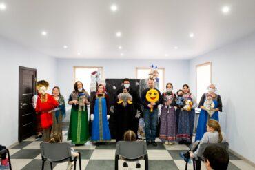 Масленичная встреча в Воскресной школе