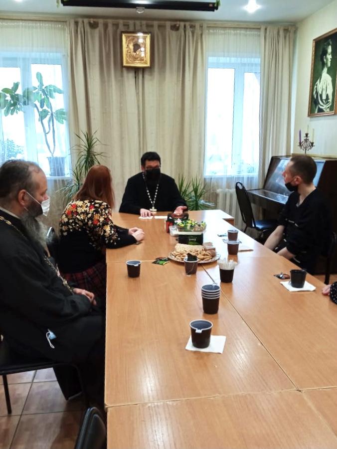 Встреча с общественной организацией «Доступ Открыт»