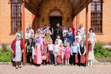 Окончание учебного года в Воскресной школе 2020-2021 год