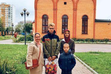 Благотворительная акция 'Собери ребёнка в школу'
